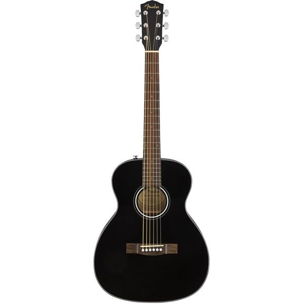 Fender CT-60S BLK western-guitar sort
