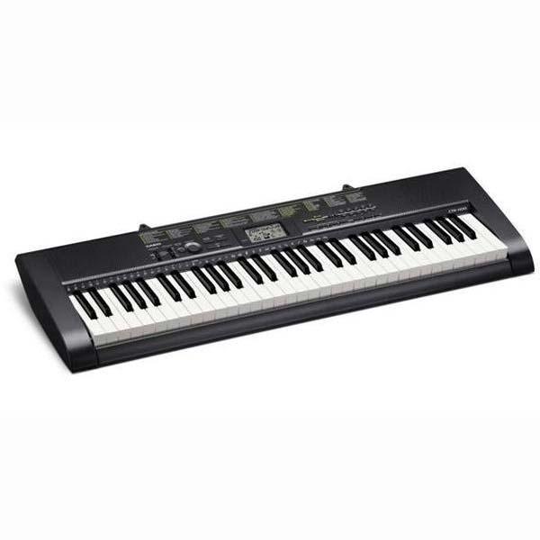 Billede af Casio CTK-1200 keyboard sort