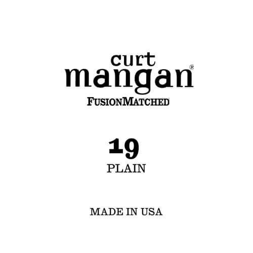 Image of   Curt Mangan 00019 løsplain-steelguitarstreng.019