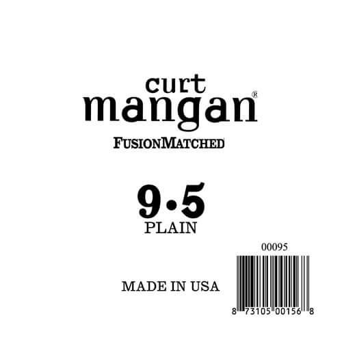 Image of   Curt Mangan 00095 løsplain-steelguitarstreng.0095