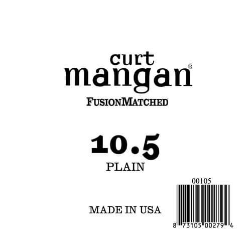 Image of   Curt Mangan 00105 løsplain-steelguitarstreng.0105