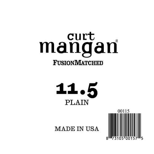 Image of   Curt Mangan 00115 løsplain-steelguitarstreng.0115