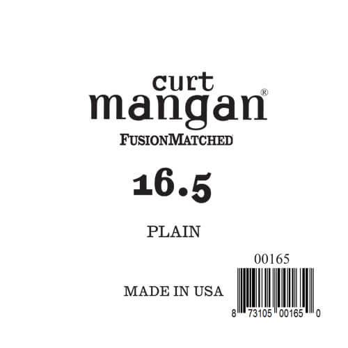 Image of   Curt Mangan 00165 løsplain-steelguitarstreng.0165