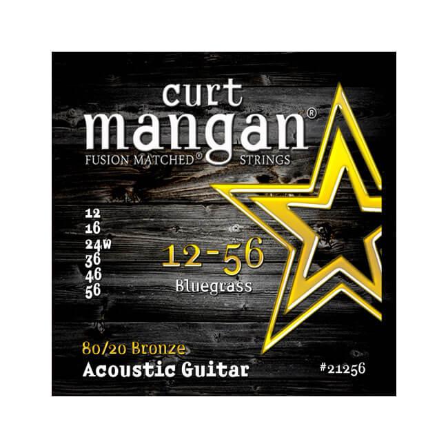 Image of   Curt Mangan 2125680/20Bronze western-guitarstrenge012-056