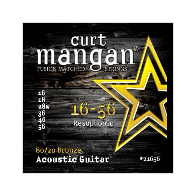 Image of   Curt Mangan 2165680/20Bronze western-guitarstrenge016-056