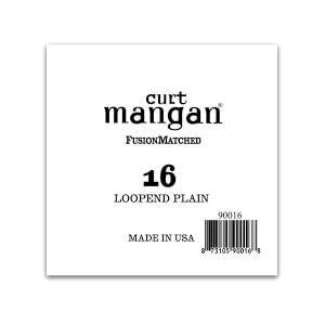 Image of   Curt Mangan 90016 løs loop end streng .016