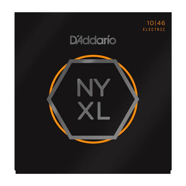 Image of   DAddario NYXL1046 el-guitar-strenge, 010-046