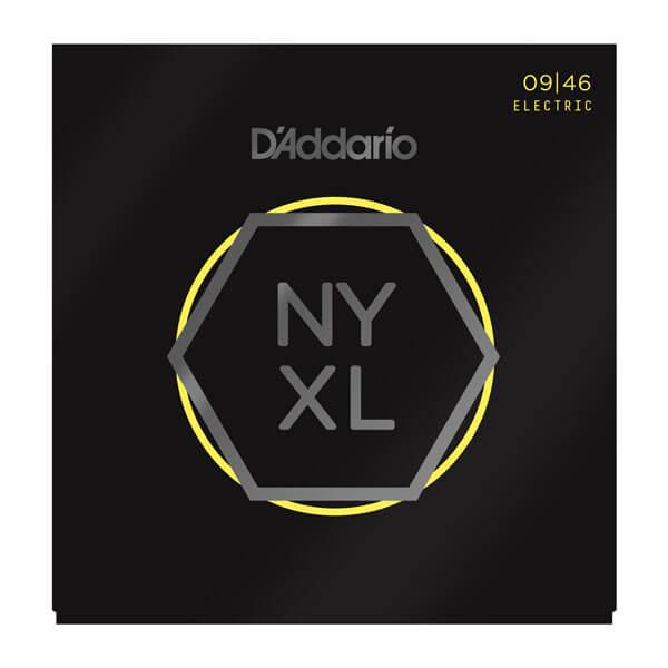 Image of   DAddario NYXL0946 el-guitar-strenge, 009-046