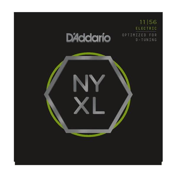 Image of   D'Addario NYXL1156 el-guitar-strenge, 011-056