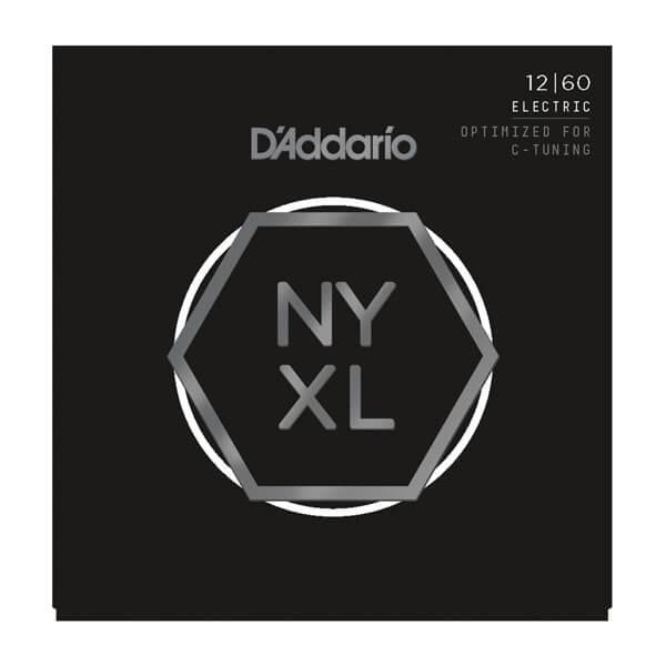 Image of   DAddario NYXL1260 el-guitar-strenge, 012-060