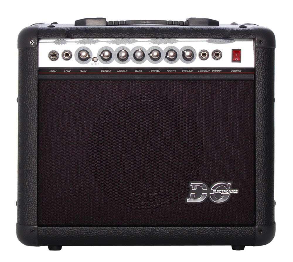 Image of   DGelectronics GF-30 guitarforstærker