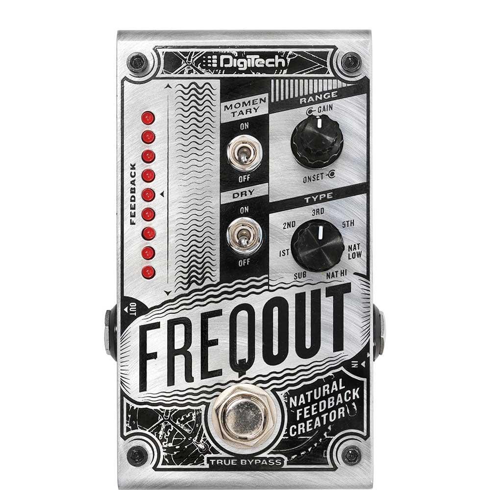 Digitech FreqOut guitar-effekt-pedal