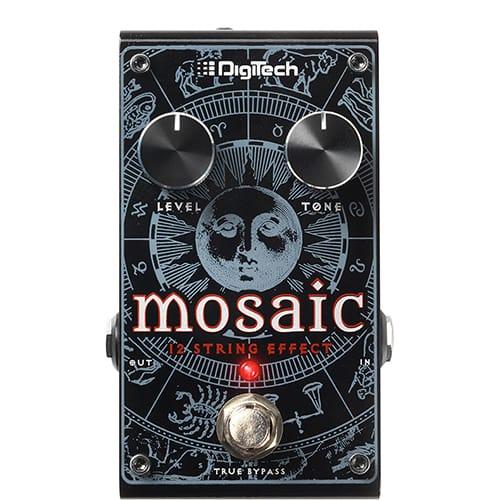 Digitech Mosaic guitar-effekt-pedal