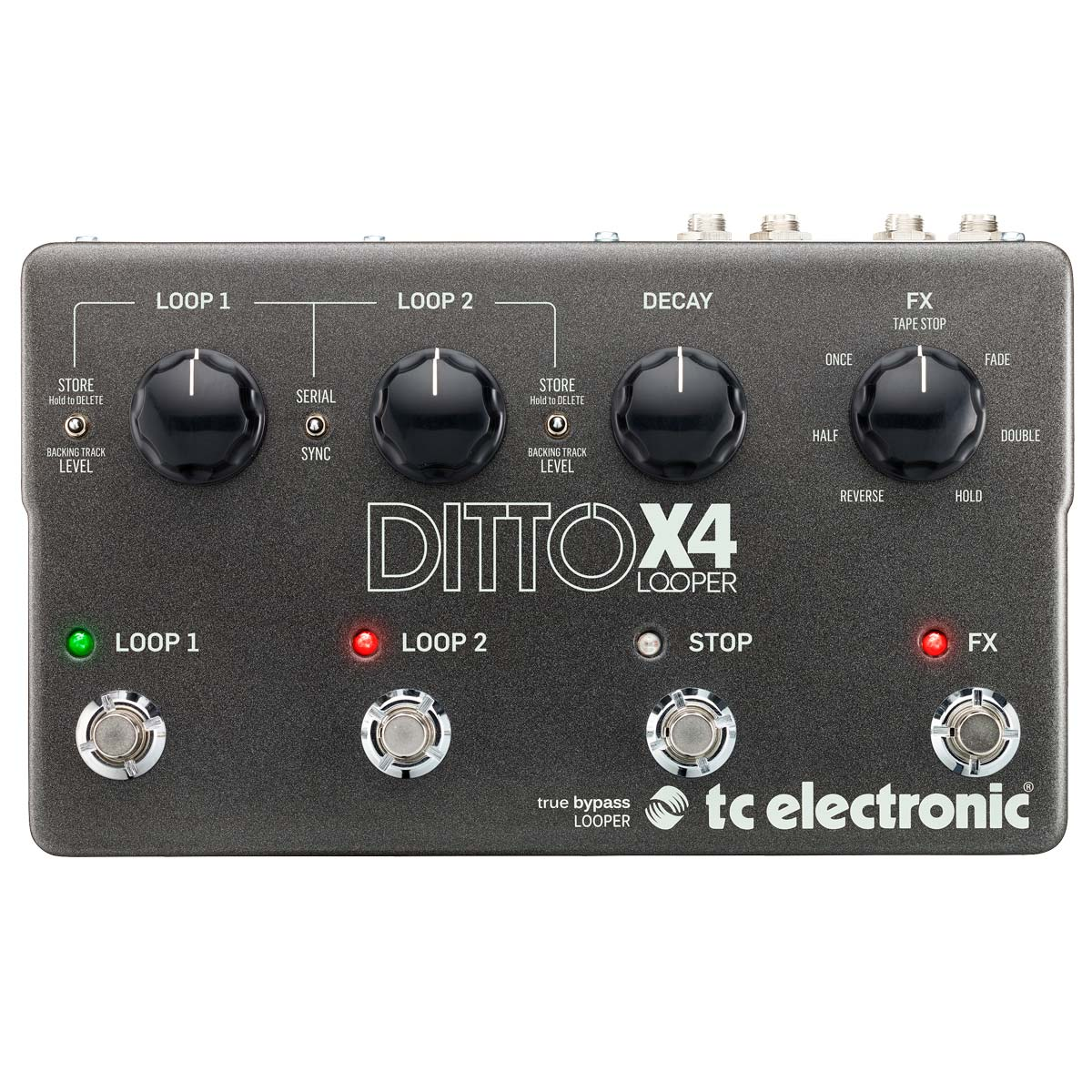 TCElectronic DittoX4 guitar-effekt-pedal