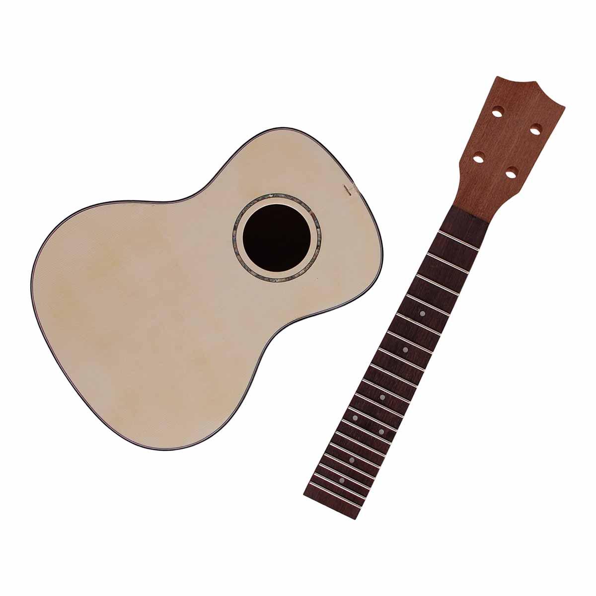Billede af Beaton DIY-UK-21 ukulele samle-selv-sæt