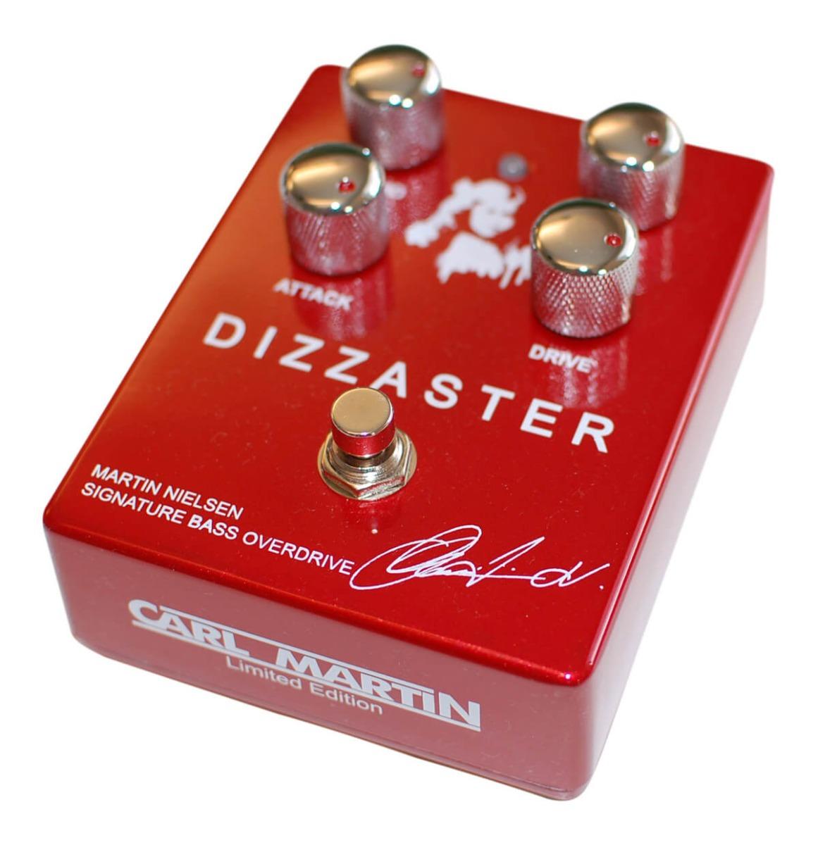 Image of   Carl Martin Dizzaster - Martin Nielsen Signature bass overdrive