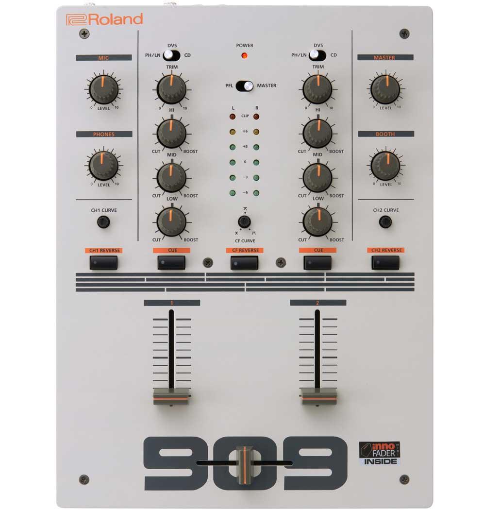 Billede af Roland DJ-99 dj-mixer