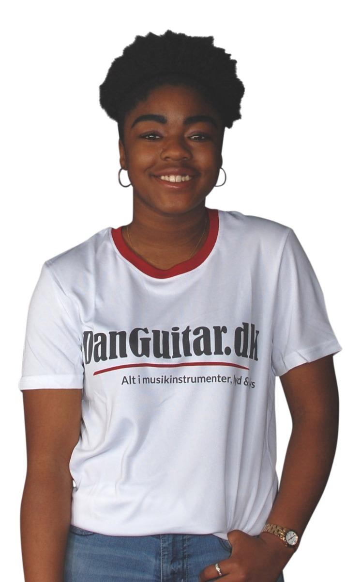 Billede af DanGuitar.dk DK-TST03-XS t-shirt  x-small
