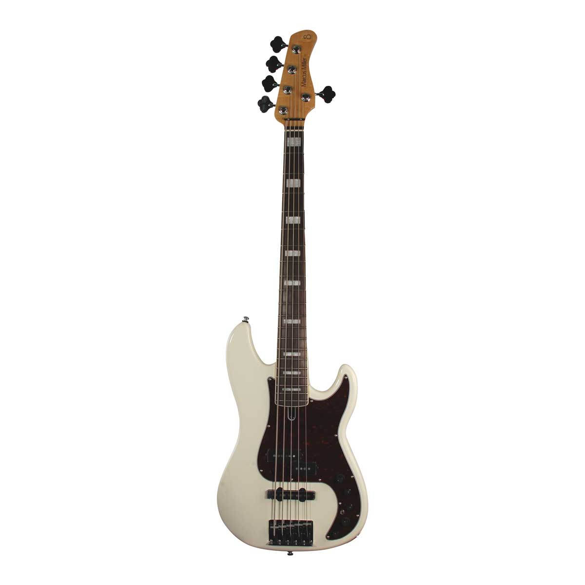 Sire Marcus Miller P7 ALDER-5 AWH el-bas, 5-strenget Antique White