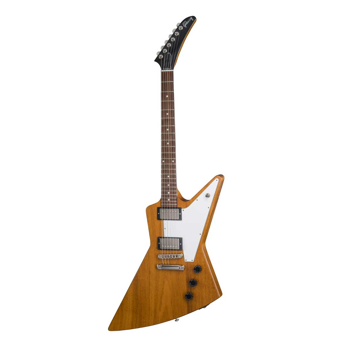Gibson Explorer 2018 el-guitar antique natural