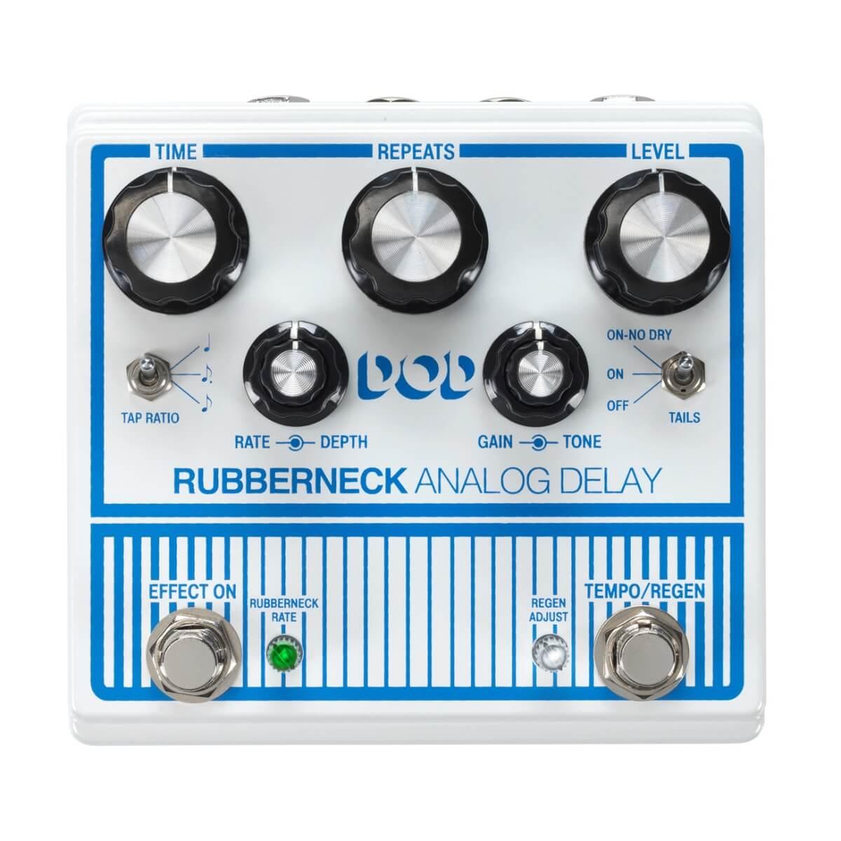 Digitech DOD Rubberneck guitar-effekt-pedal