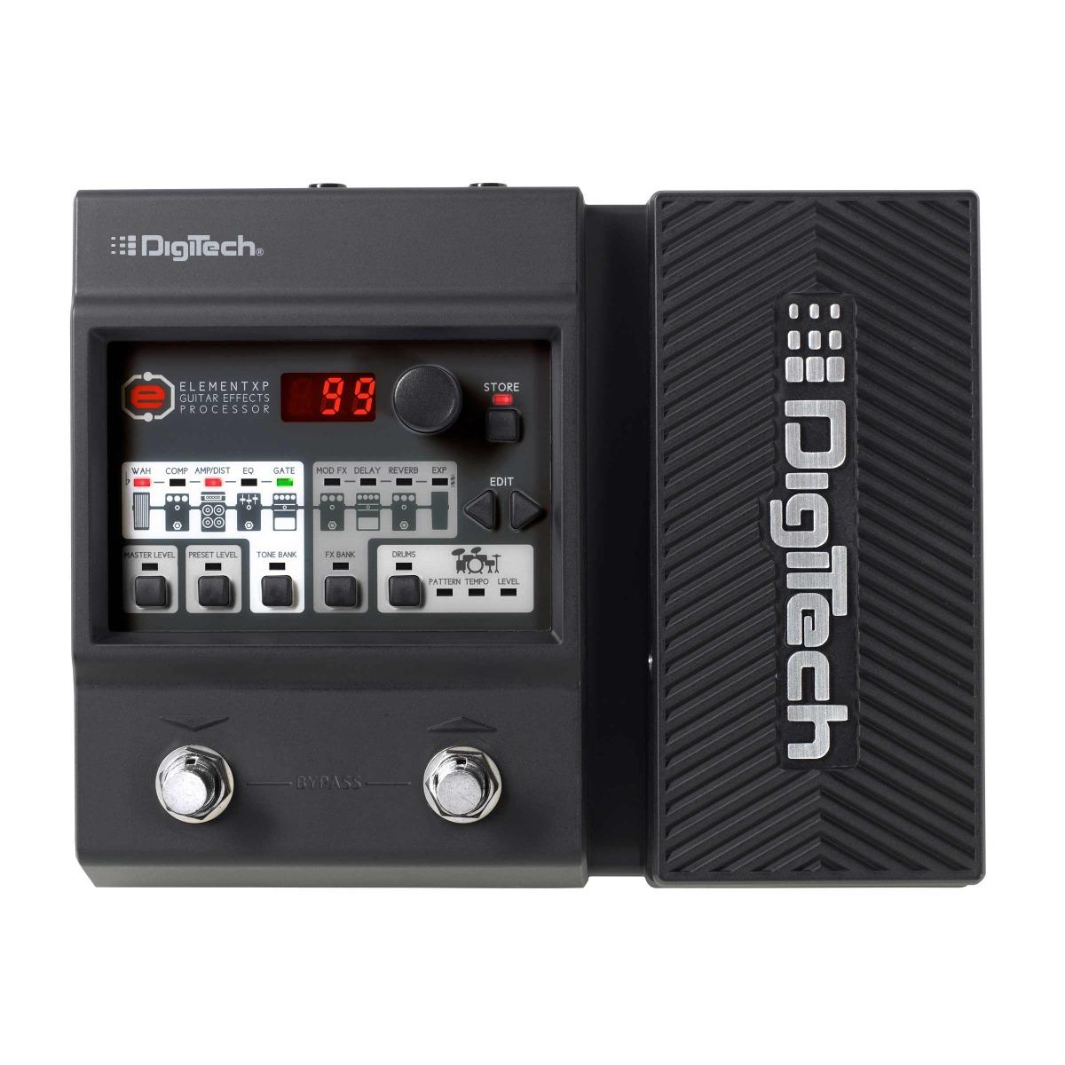Digitech Element XP guitar-multieffekt-pedal