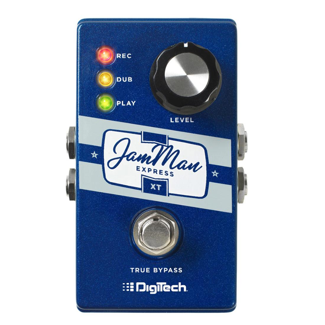 Digitech JamMan Express XT loop-pedal