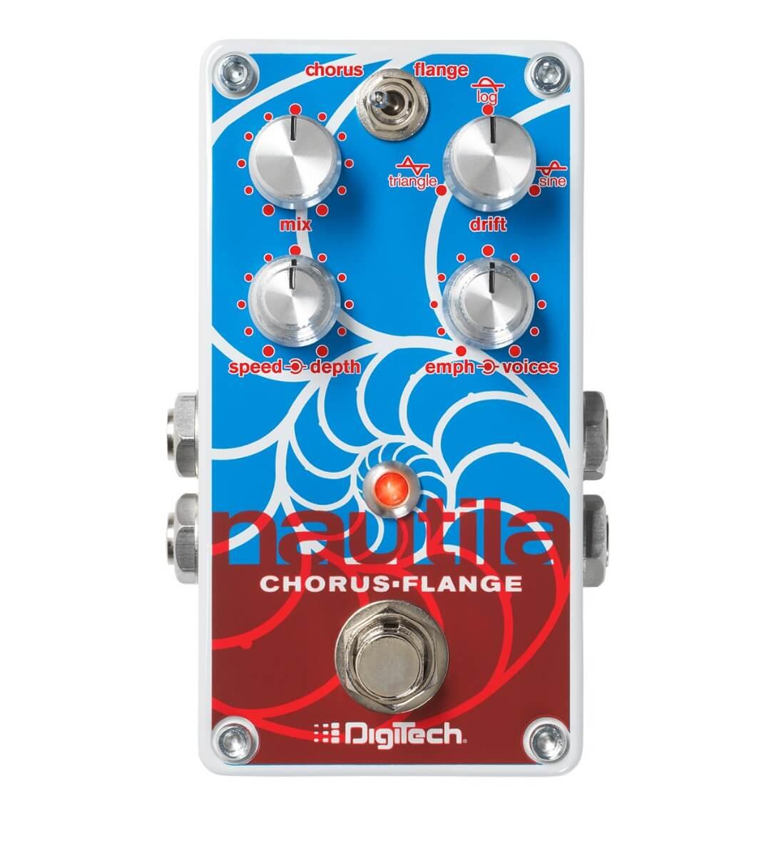 Digitech Nautila guitar-effekt-pedal