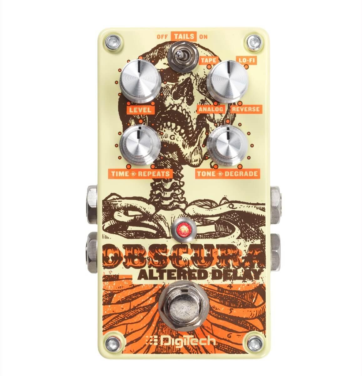 Digitech Obscura Altered Delay guitar-effekt-pedal