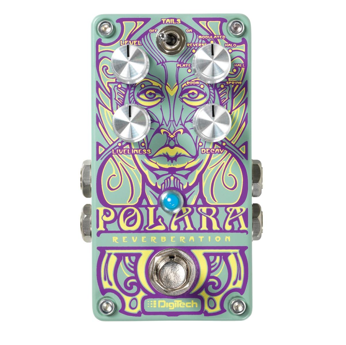 Digitech Polara guitar-effekt-pedal