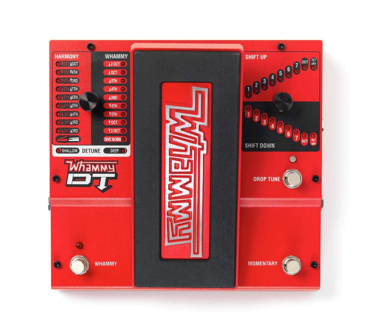 Digitech Whammy DT oktav-pedal