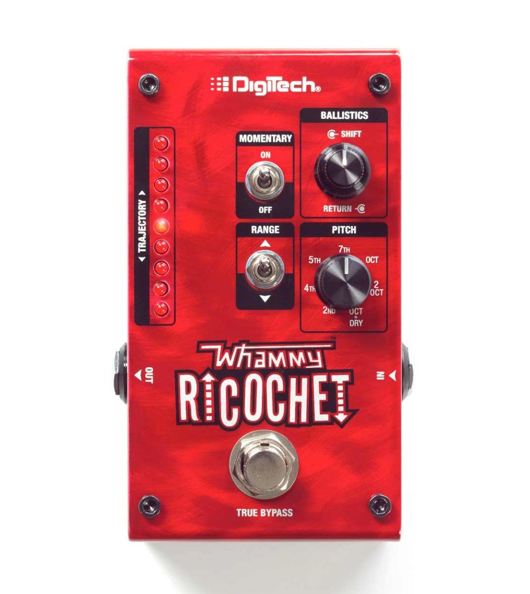 Digitech Whammy Ricochet guitar-effekt-pedal