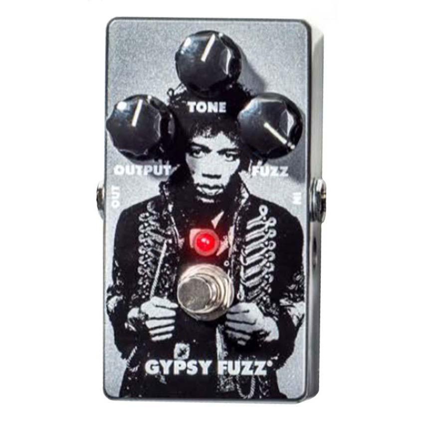 Dunlop Jimi Hendrix Gypsy Fuzz LTD guitar-effekt-pedal