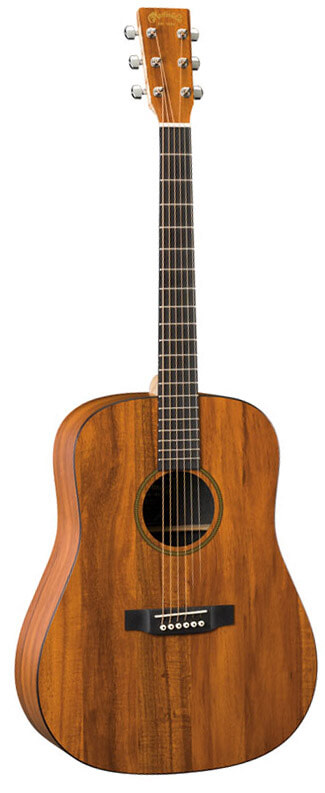 Image of   Martin DXK2AE western-guitar hawaiankoa