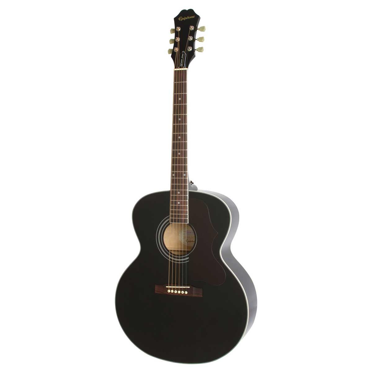 Epiphone EJ-200 Artist western-guitar Ebony