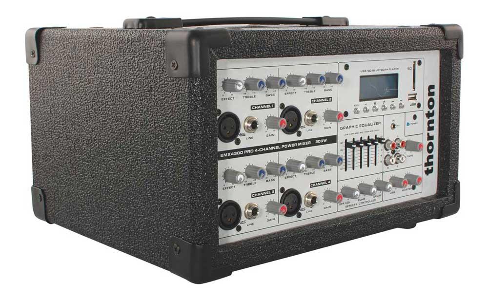 Thornton EMX4300 powermixer