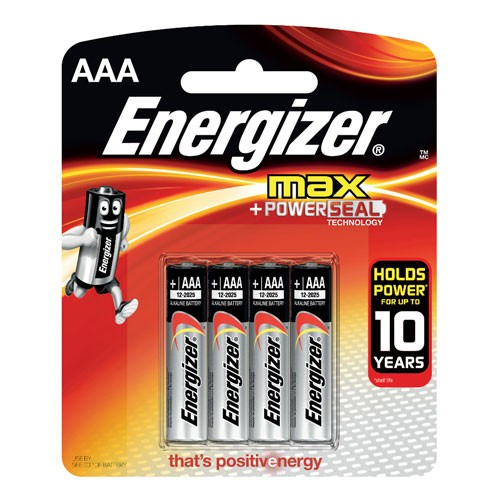 AAA-batterier