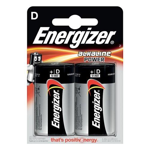 D-batterier