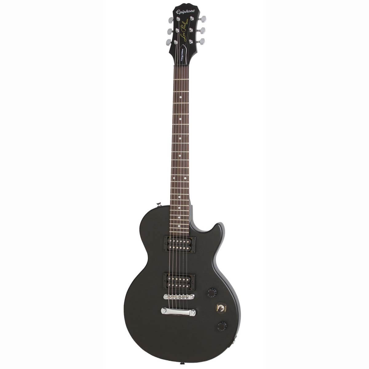 Image of   Epiphone Les Paul Special VE el-guitar Ebony Vintage