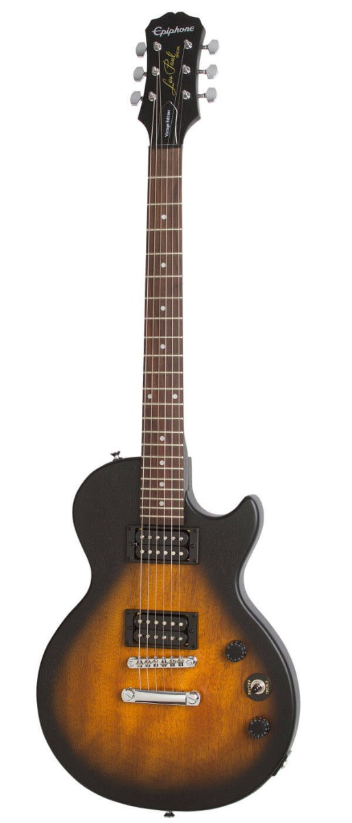 Billede af Epiphone Les Paul Special VE el-guitar vintage sunburst