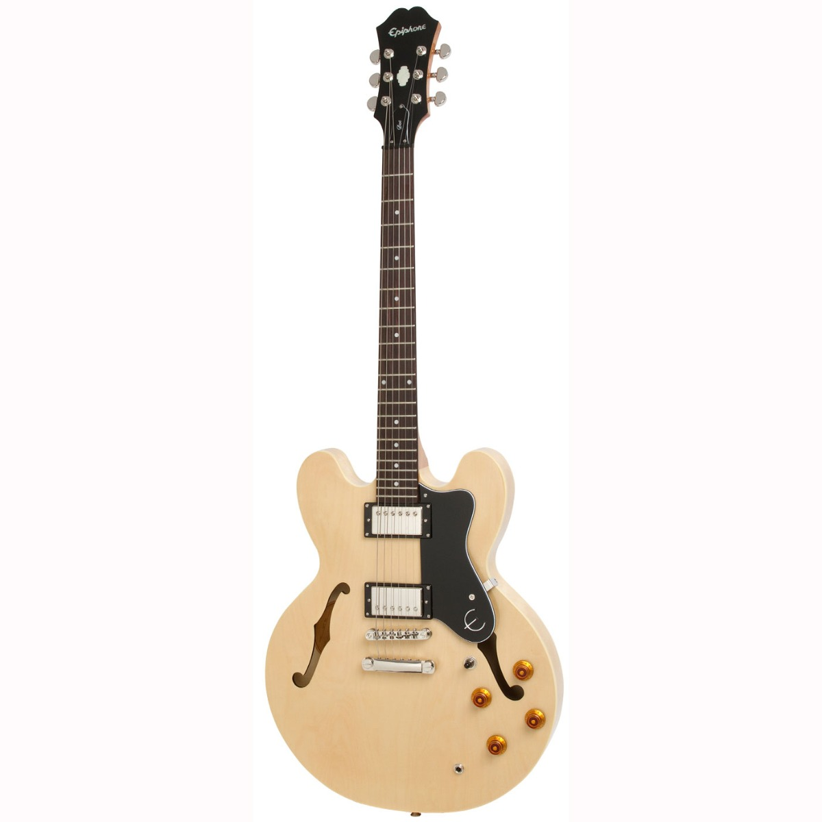 Image of   Epiphone Dot el-guitar natur