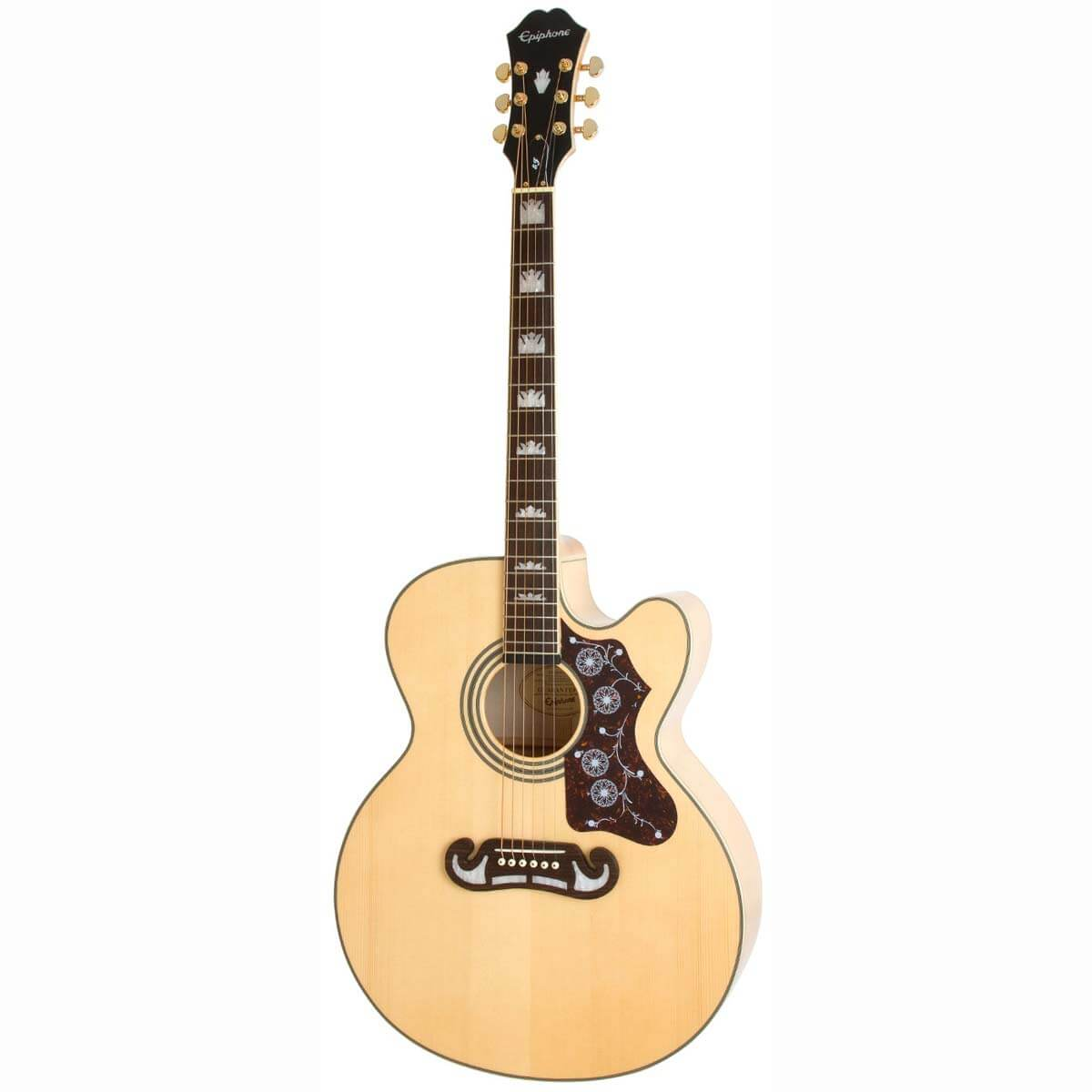 Image of   Epiphone EJ-200SCE western-guitar natur
