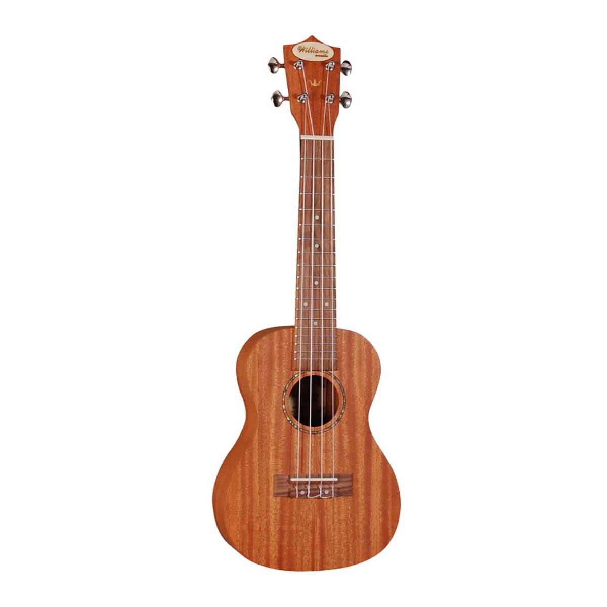 Williams Acoustic EU100C v2 concert ukulele