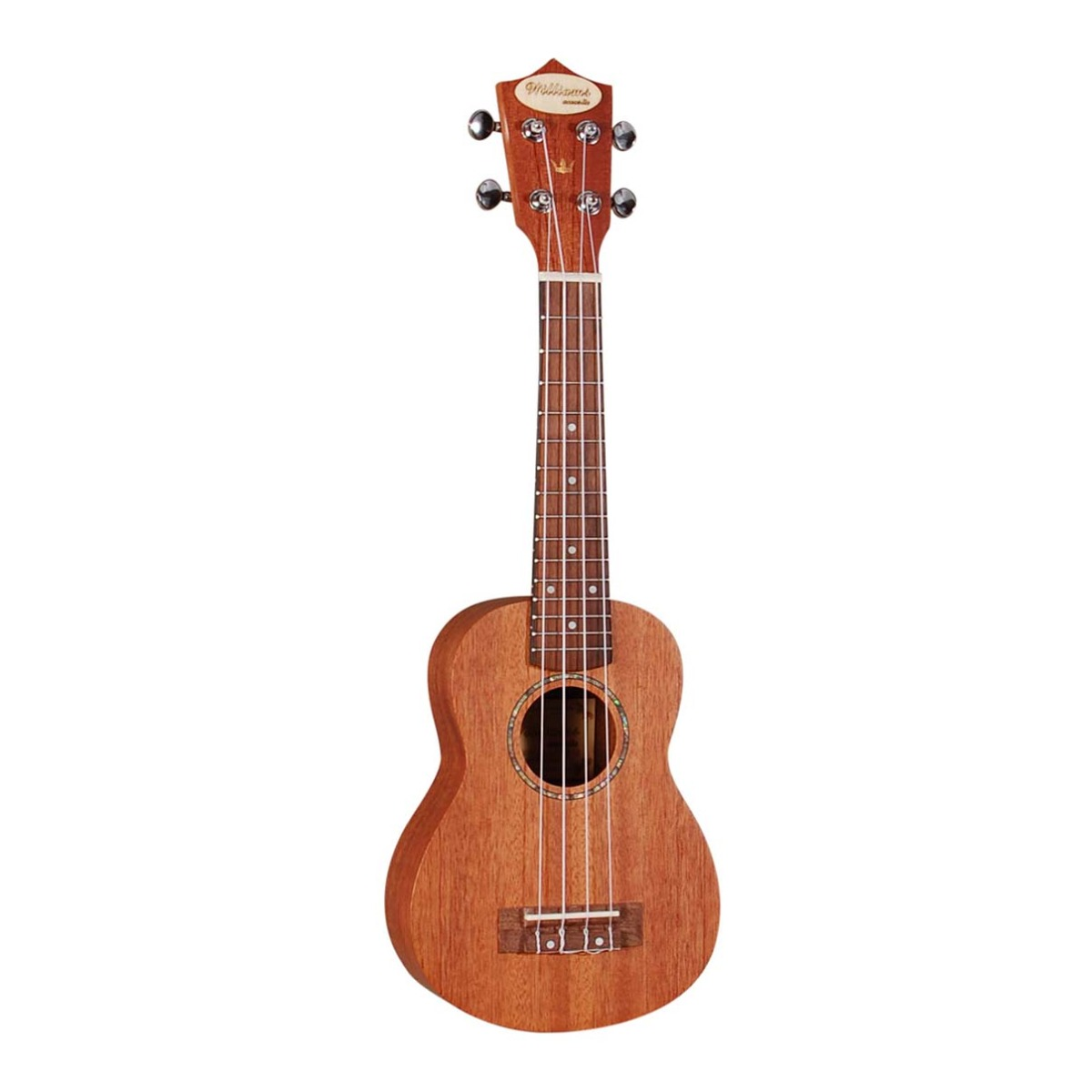 Williams Acoustic EU100S v2 sopran ukulele