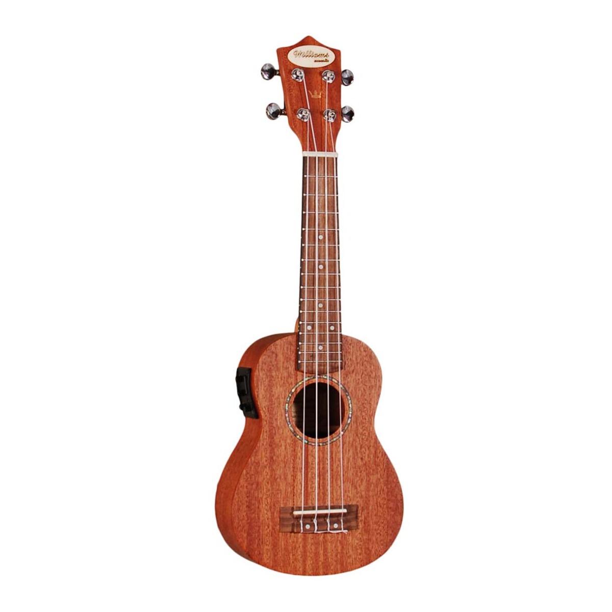 Williams Acoustic EU100S-EQ v2 sopran ukulele