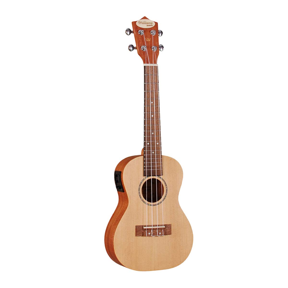 Williams Acoustic EU200C-EQ v2 concert ukulele