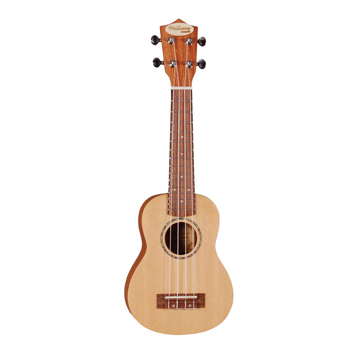 Williams Acoustic EU200S v2 sopran ukulele