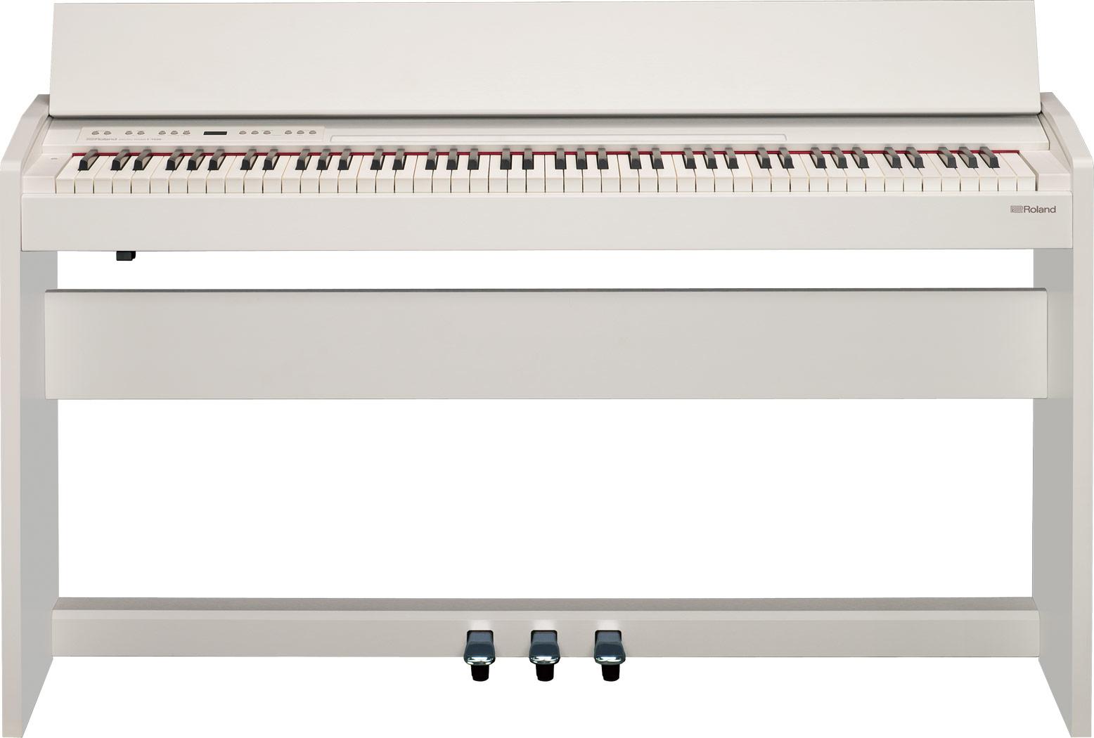 Roland F-140R WH el-klaver hvid