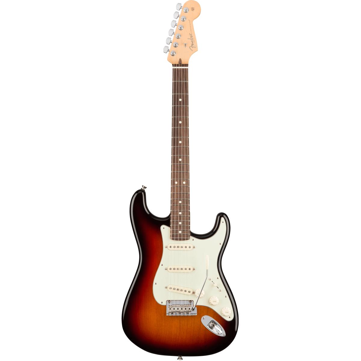 Fender AmericanProStratocaster,RW,3TS el-guitar 3-tonesunburst