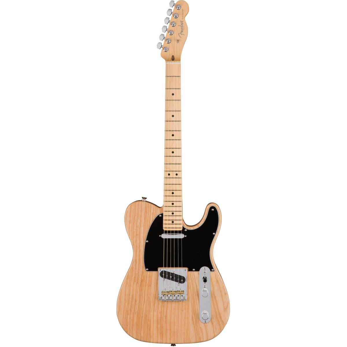 Fender AmericanProTelecaster,MN,NAT el-guitar natur